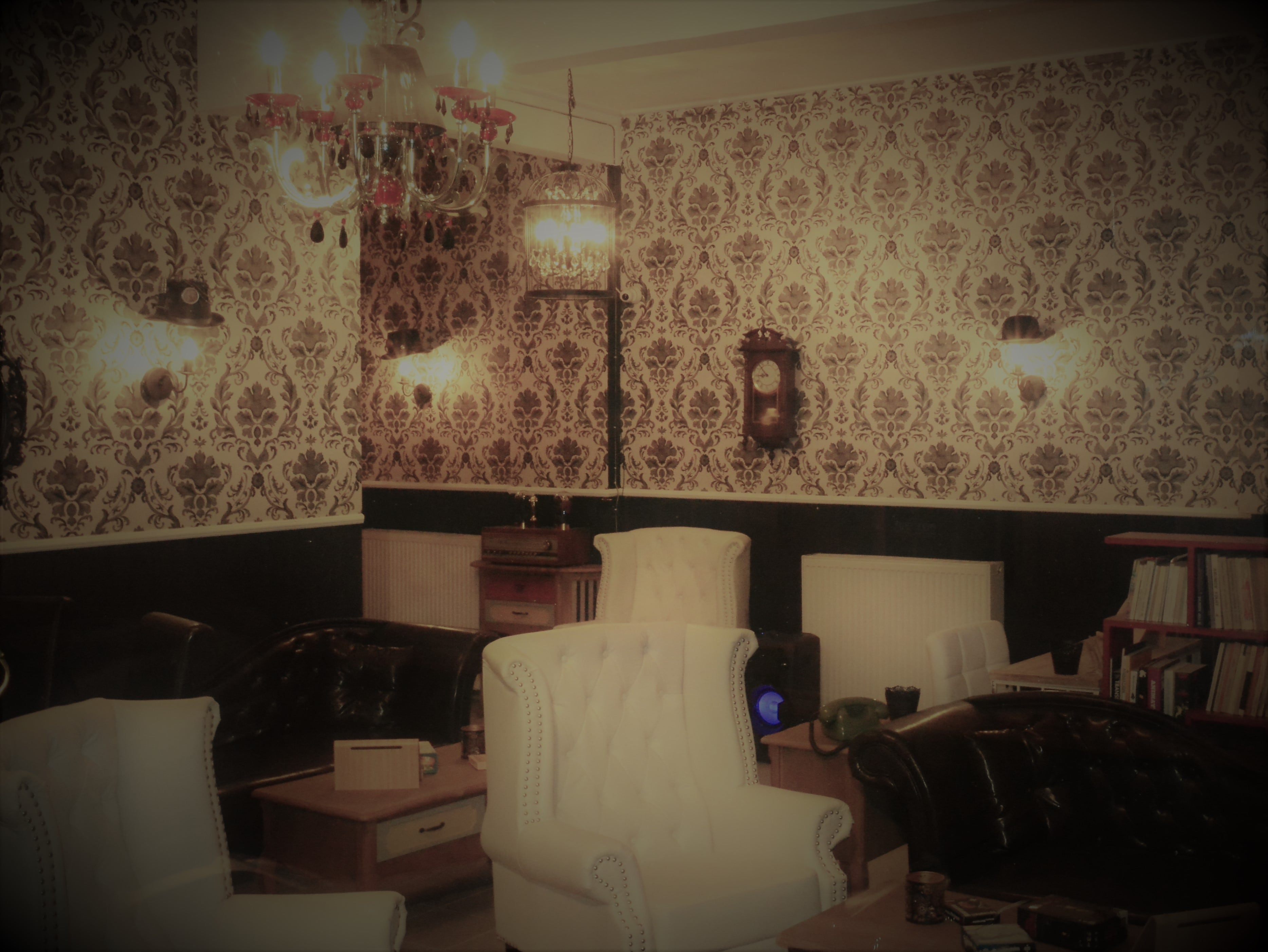 Spookville rooms 3