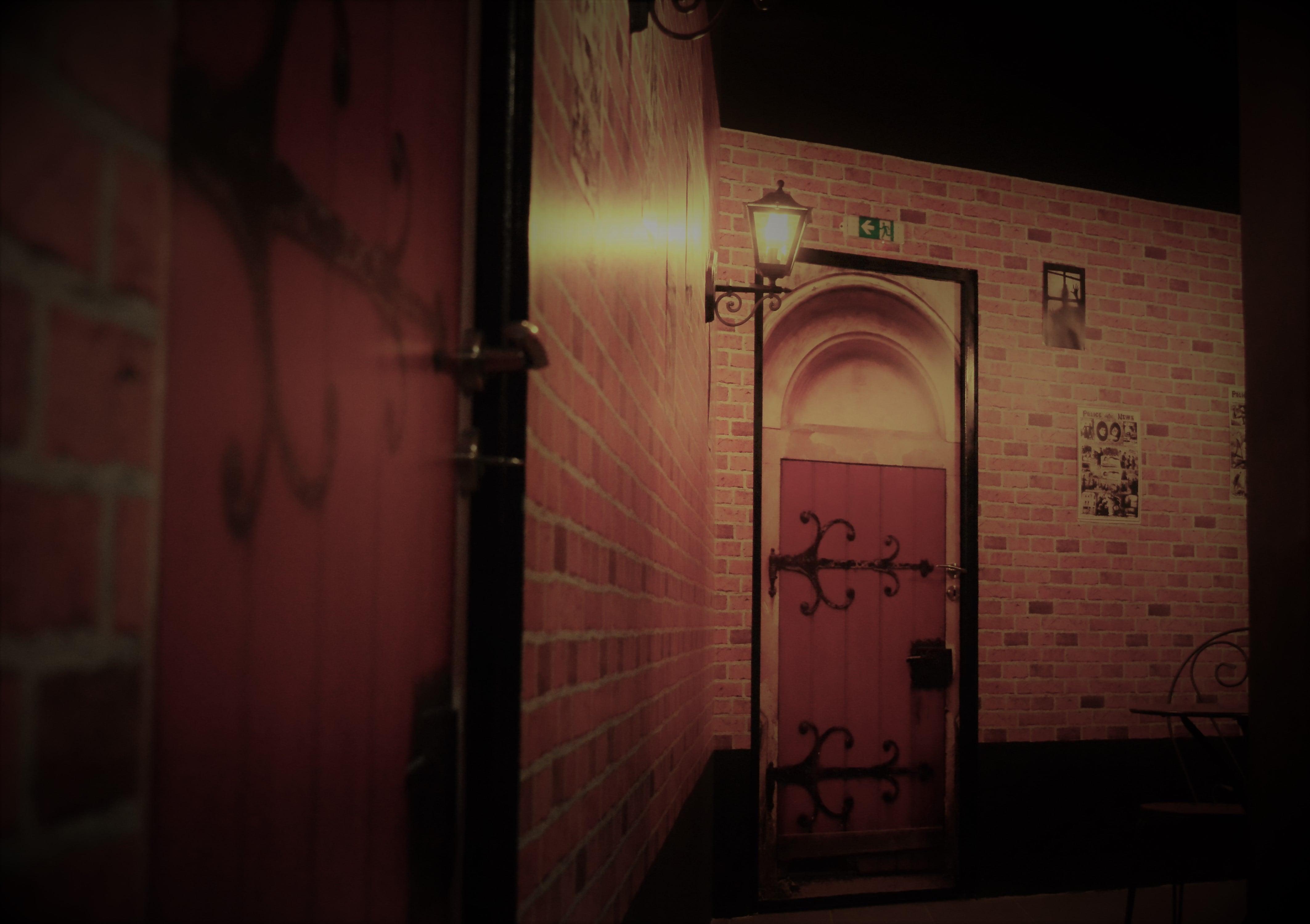 Spookville rooms 8